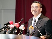 Malaysia calls for stronger cooperation to fight global threats