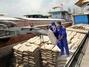 Cement exports surge as China's production drops