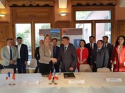 Vietnam, France set link-up to develop global geoparks