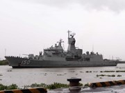 Australian naval ships make port call in HCM City
