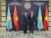 Vietnam, Kazakhstan boost cooperation in public security