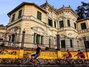Walking tour helps visitors discover Hanoi