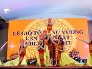 Overseas Vietnamese to celebrate Hung Kings Temple Festival