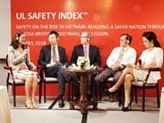 Vietnam climbs up UL safety index