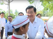 Water purification systems to be built in Quang Nam schools