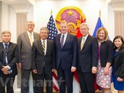 Vietnamese Ambassador to US welcomes Mormon Church representatives