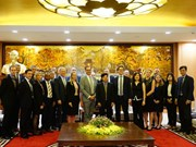 Hanoi welcomes Swedish investors