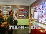 Exhibition showcases efforts to revive land polluted by UXO, chemicals