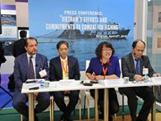 Vietnam re-affirms resolve to fight IUU fishing at Seafood Expo Global