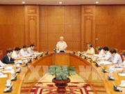 Party chief urges greater anti-corruption efforts