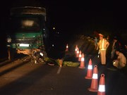 Traffic accidents claim about 2,790 lives in four months