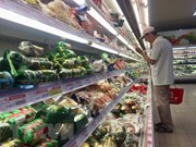 Vietnam's CPI up slightly in April