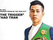 Vietnamese athlete named as Asian Boxer of Year