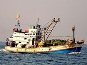 Thai gov't vows to continue illegal fishing fight