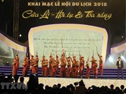 Cua Lo tourism festival kicks off in Nghe An province