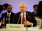 Malaysian PM vows minimum wage hike ahead of general election