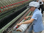 Industrial production index up 11.4 percent in four months