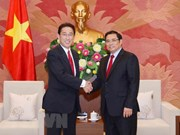 Party official: CPV-LDP cooperation crucial to Vietnam-Japan ties