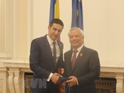 Vietnamese NA enhances ties with Romanian Parliament