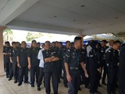 Malaysia election: Police, armed forces cast ballots early