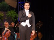 Vietnamese student again wins opera contest in Hungary
