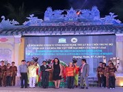 Quang Nam welcomes UNESCO status for Bai Choi singing