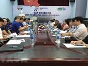 Teams get ready for 2018 Vietnam Robocon's final round