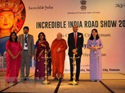 Indian tourism promotion programme held in HCM City