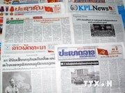 Lao news agency highlights VNA support in training reporters, editors