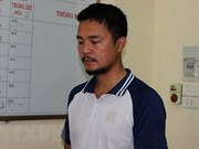 Thanh Hoa: Man arrested for infringing upon State's interests