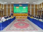 Vietnam, Cambodia promote border trade