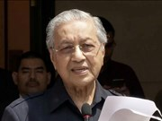 New Malaysian PM unveils core ministries of government