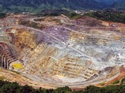 Laos: Mining sector's contribution to economy declines