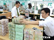 Reference exchange rate down 18 VND on May 11