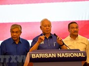 Malaysian former PM resigns from UMNO President, BN Chairman