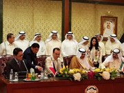 Philippines, Kuwait signs agreement to protect Filipino guest workers