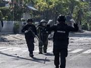 Indonesian police kill four terror suspects, foiling terrorist plot