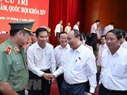 Hai Phong voters trust Party's leadership, Gov't steering role