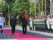Chief of General Staff of Lao People's Army visits Vietnam