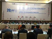 VCCI's international cooperation helps improve business environment