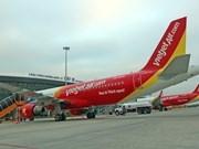Vietjet Air to open Hai Phong-Busan (RoK) direct air route