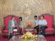 Vietnam, UK seek stronger partnership in customs