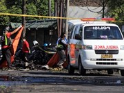 Condolences sent to Indonesia over terror attacks
