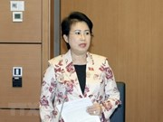 Phan Thi My Thanh relieved from NA deputy position