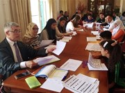 Vietnamese language class opens in Algeria