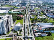 Vietnam's largest industrial properties supplier debuts