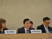 Vietnam attends ESCAP's 74th session in Bangkok