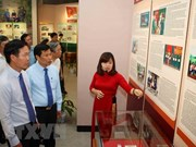 Exhibition honours followers of late President Ho Chi Minh's example