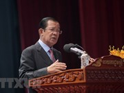 Cambodian PM calls on constituents to vote in general election