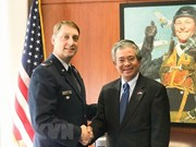 US Air Force Academy delegation to visit Vietnam this summer